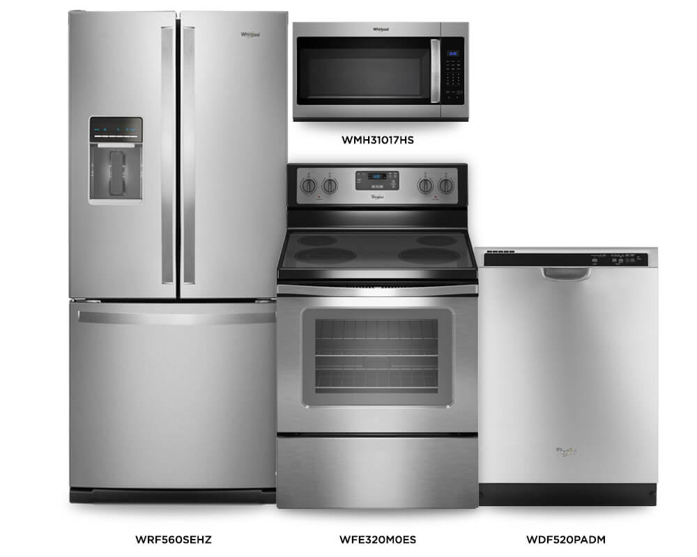 Whirlpool Kitchen Package